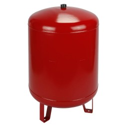 Heating expansion tank